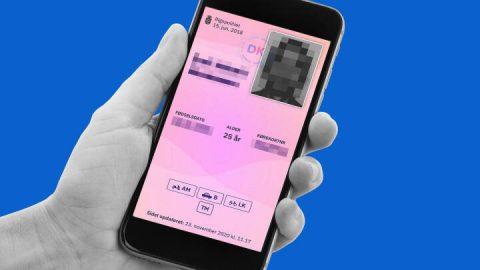 Digitalt kørekort